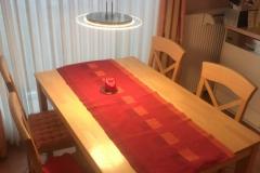 Esstisch mit 4+2 Stühlen