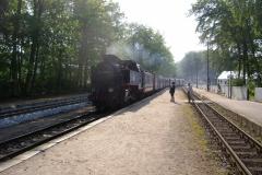 Zwischenhalt in Heiligendamm